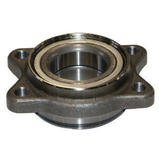 GMB 780 0010 Wheel Bearing Hub Assembly Automotive