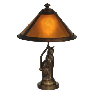 Dale Tiffany Ginger Mica Accent Lamp   Table Lamps