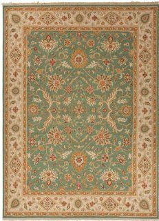 Jaipur Jaimak Kolos Newport Green JM26 4x6 Rectangle Area Rug