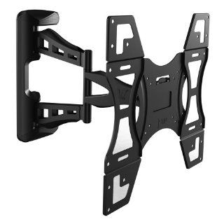 "Ultra slim Full Motion Cantilever TV Wall Mount for LED, LCD, and Plasma TVs up to 47"" and 60lbs (NB787 M400) Electronics"