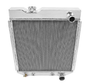 Champion CoolIng Systems, EC259, 2 Row aluminumReplacement Radiator for Multiple Ford Models Automotive