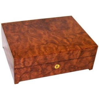 Vivien Bubinga Wood Jewelry Box   Womens Jewelry Boxes
