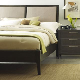 Messina Low Profile Upholstered Bed   Low Profile Beds
