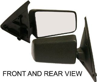 CHEVROLET S10 BLAZER 85 93 SIDE MIRROR RIGHT PASSENGER, STANDARD TYPE, KOOL VUE Automotive