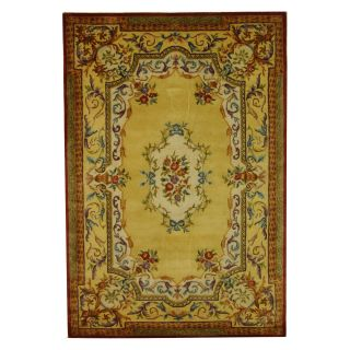 Safavieh Empire EM822A Area Rug   Gold/Gold   Area Rugs