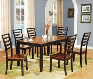 Steve Silver Abaco 7 Piece Dining Table Set   Dining Table Sets