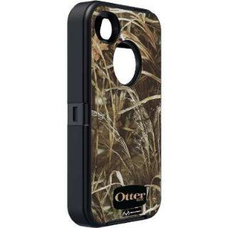 Otterbox iPhone 4s / 4 Defender Series with Realtree Camo   Max 4HD   Fits Oct '11 iPhone 4s (All Carriers) Cell Phones & Accessories