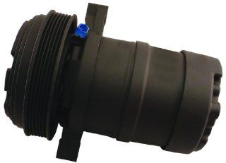 ACDelco 15 20435 Air Conditioner Compressor Assembly, Remanufactured Automotive