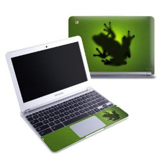 Frog Design Protective Decal Skin Sticker (Matte Satin Coating) for Samsung Chromebook 116 inch XE303C12 Notebook Computers & Accessories