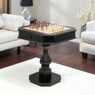 Signature Black Multi Game Table   Multi Game Tables