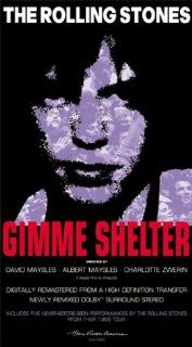 The Rolling Stones   Gimme Shelter [VHS] Mick Jagger, Keith Richards, Mick Taylor, Charlie Watts, Bill Wyman, Tina Turner, Ike Turner, Marty Balin, Grace Slick, Paul Kantner, The Rolling Stones, Sonny Barger, Albert Maysles, David Maysles, Gary Weis, Char