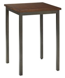 Home Styles Cabin Creek Square Pub Table   Pub Tables