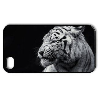 Tiger iPhone 4/4S Case Hard Plastic iPhone 4/4S Case Cell Phones & Accessories