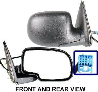CHEVROLET SILVERADO PICKUP 03 07 SIDE MIRROR RIGHT PASSENGER, POWER, HEATED Automotive