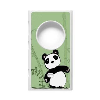 Cute Panda Nokia Lumia 1020 Case Personalized design Panda Cartoon Case Cover Cell Phones & Accessories