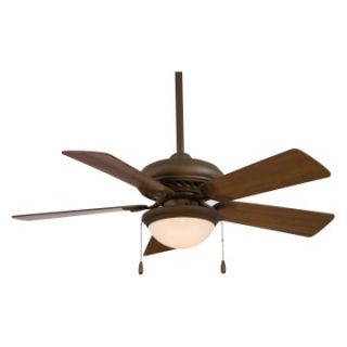 Minka Aire F563 SP ORB Supra 44 in. Indoor Ceiling Fan   oil rubbed bronze   Ceiling Fans
