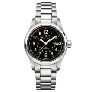 Hamilton Khaki Field Auto Stainless Steel Men's watch #H70595133 at  Men's Watch store.