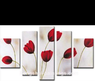 Floral Paintings, Paintings of Flowers, Oil Paintings on Canvas Art c0582