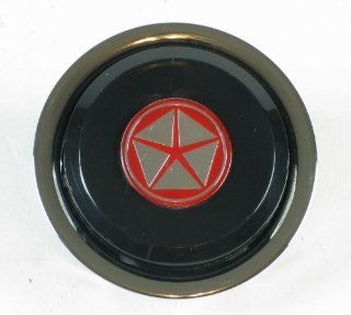 Nardi Steering Wheel Horn Button   Single Contact   Chrysler   Fits Nardi Classic and Deep Corn Steering Wheels   Part # 4041.01.0203+4041.03.2412 Automotive