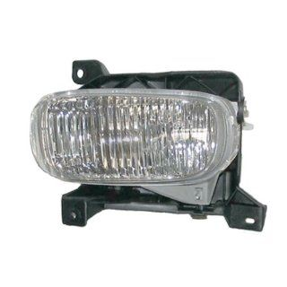 2000 2005 Toyota Tundra Pickup Truck Front Driving Fog Light Lamp Left Driver Side SAE/DOT Approved (2000 00 2001 01 2002 02 2003 03 2004 04 2005 05) Automotive