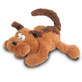 Funny Flippers Animated Plush Laughing Puppy Dog Animal That Rolls Over Toys & Games