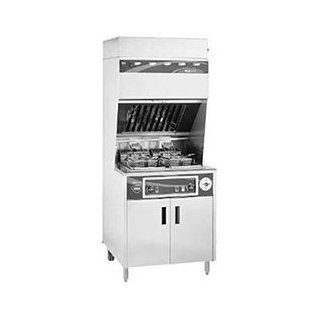 Wells WVF 886 Wells Commercial Electric Fryer   Ventless   30 lb. Capacity   WVF 886 Kitchen & Dining