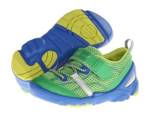 Tsukihoshi Kids Manta Boys Shoes (Green)