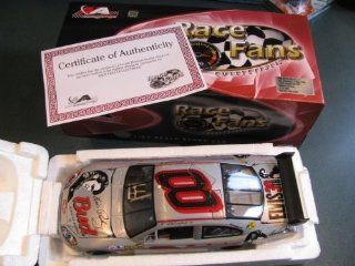 Dale Earnhardt Jr #8 BUD Budweiser Elvis Presley Mesma Chrome Car of Tomorrow COT Motorsports Authentics 1/24 124 Scale Diecast Hood Opens, Trunk Opens HOTO Only 888 Made Toys & Games