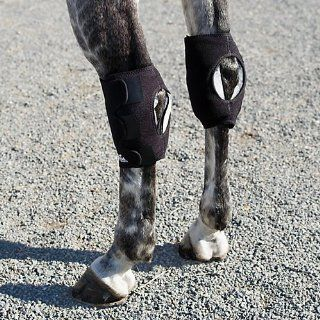 Ice Horse Hock Wrap Pair  Equestrian Boots