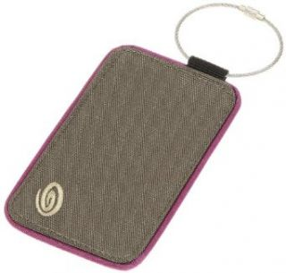 Timbuk2 Luggage Tag, Potrero/Village Violet, Medium Sports & Outdoors