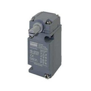 Dayton 12T888 Limit Switch, DPDT, CW and CCW, Rotary Head Motion Actuated Switches
