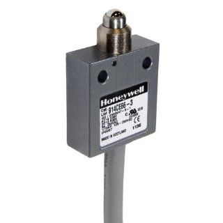 HONEYWELL S&C   914CE66 3   LIMIT SWITCH, BALL BEARING PLUNGER, SPDT Electronic Components