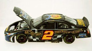 Action   NASCAR   Rusty Wallace #2   2004 Dodge Intrepid   Announcement Car   Miller Lite   Rusty's Last Call   Penske Racing   1 of 5,916   Limited Edition   Collectible Toys & Games