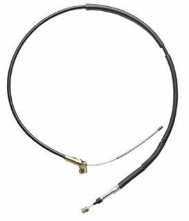 ACDelco 18P917 Professional Durastop Rear Parking Brake Cable Assembly Automotive