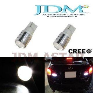 JDM Astar Super Bright High Power Cree R5 168 194 912 921 LED Bulbs For Backup Reverse Lights ,Parking City Lights, Xenon White Automotive