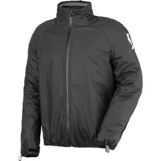 Scott Ergonomic TP Rain Men's Waterproof Off Road/Dirt Bike Motorcycle Jacket   Black / 2X Large Automotive