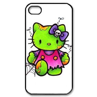 ImCase Zombie Hello Kitty Hard Case Cover Skin for iphone 4 4s Cell Phones & Accessories