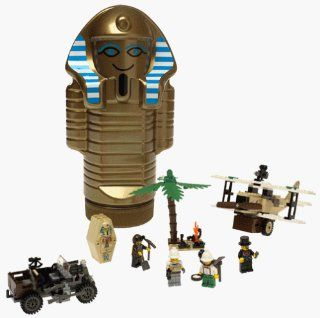 Lego Adventurers (Egyptian) 5909 Toys & Games