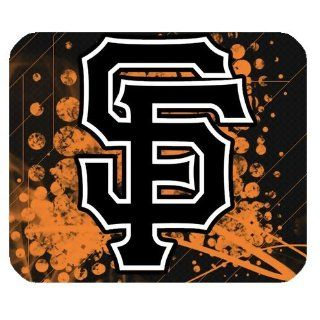 Custom San Francisco Giants Soft Rectangle Mouse Pad MP446