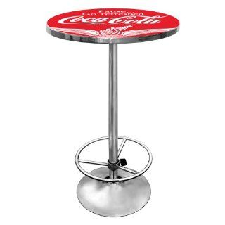 Trademark Wings Coca Cola Pub Table Sports & Outdoors