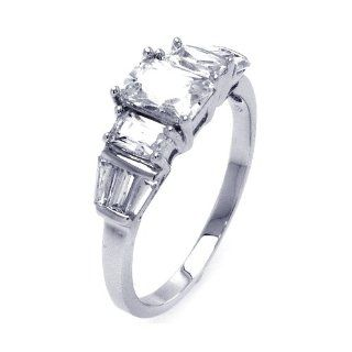 Sterling Silver Past Present Future Ring Jewelry