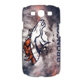 Denver Broncos Case for Samsung Galaxy S3 I9300, I9308 and I939 sports3samsung 39141 Cell Phones & Accessories