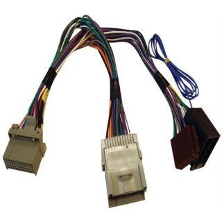 SoundGate iO Series SOT942 ISO Vehicle Harness for Chevy Cobalt/Equinox/Malibu/Pontiac G6/Torrent 2004 2008  Automotive Electrical Wiring Harnesses