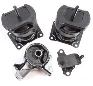 M065 98 02 Honda Engine Motor Mount 4pcs With Hydraulic Accord 3.0L V6 Odyssey Acura CL TL 98 99 00 01 02 Automotive