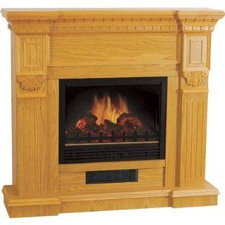 Quality Craft Full Size Electric Fireplace   Model# QCM 975 4724