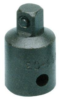 Armstrong 20 951 1/2 Inch Drive Impact 1/2 Inch Female to 3/8 Inch Male Drive Adapter   Drive Sockets