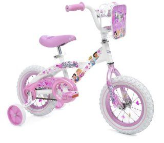 Huffy Disney Princess Girls' Bike (12 Inch Wheels)  Childrens Bicycles  Sports & Outdoors