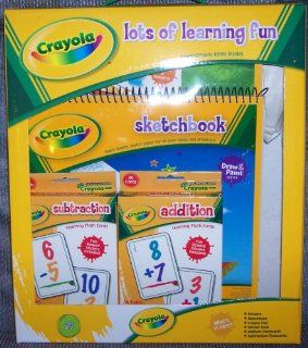 Crayola Lots of Learning Fun (Math) Toys & Games