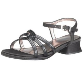 Kenneth Cole REACTION Toddler/Little Kid Queen Bees Too Sandal,Black,10.5 M US Little Kid Shoes