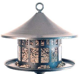 Heritage Farms 7760 Silverado Mission Style Bird Feeder (Discontinued by Manufacturer)  Wild Bird Feeders  Patio, Lawn & Garden